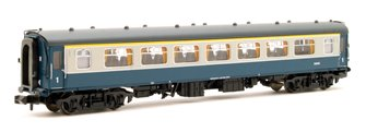 BR Mk1 Pullman FO First Open (Ex-Second Parlour) BR Blue & Grey